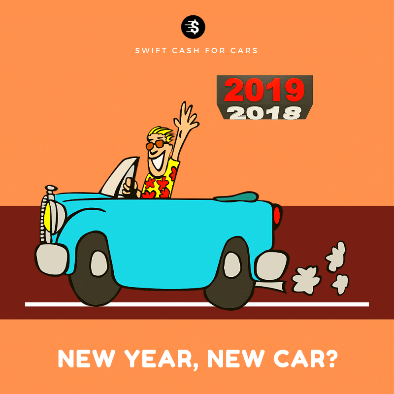 New Car New Year