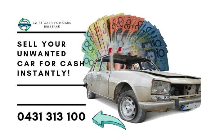 Cash Unwanted Cars Brisbane
